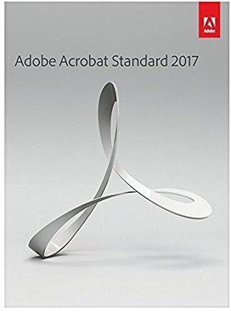Adobe Acrobat Standard 2017 Vollversion OEM PKC Win