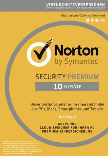 Symantec Norton Security Premium 3.0 + 25GB Backup