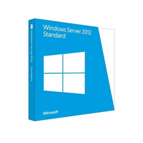 Microsoft Windows Server 2012 Standard 2 CPU / 2 VM OEM/SB