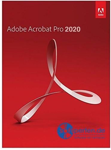 Adobe Systems Adobe Acrobat 2020 Pro, Deutsch 65281154