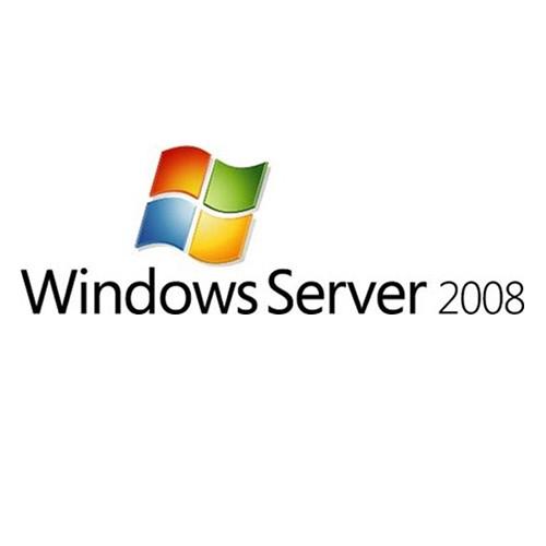 Microsoft Windows Server 2008 Standard inkl. 5 CAL OEM