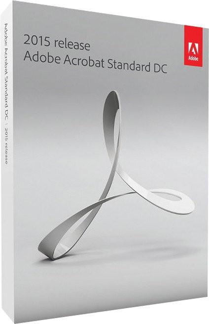 Adobe Acrobat Standard DC Vollversion OEM PKC Win
