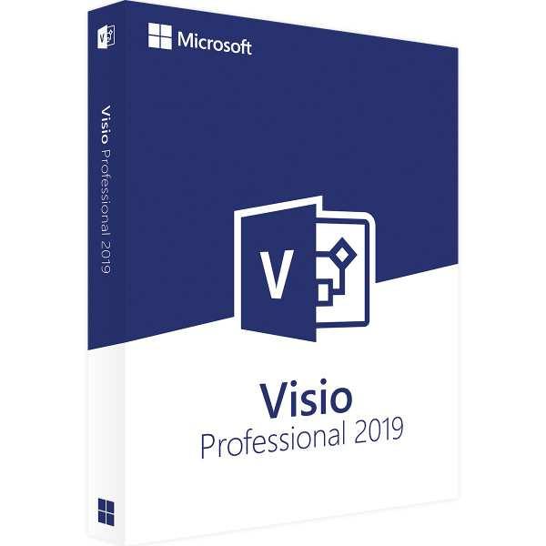 Microsoft Visio Professional 2019 - www.softperten.de