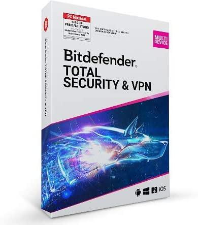 Bitdefender Total Security 2021 - www.softperten.de