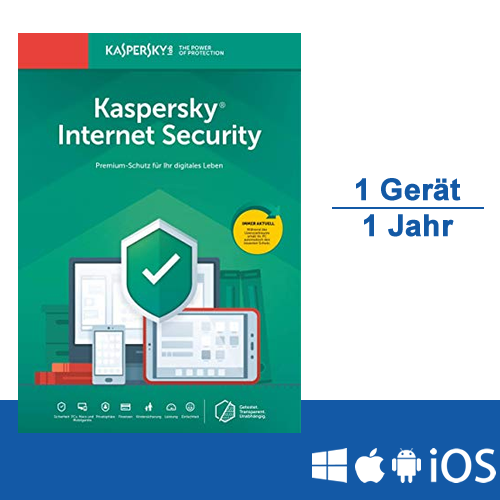 Kaspersky Internet Security 2019 - www.softperten.de