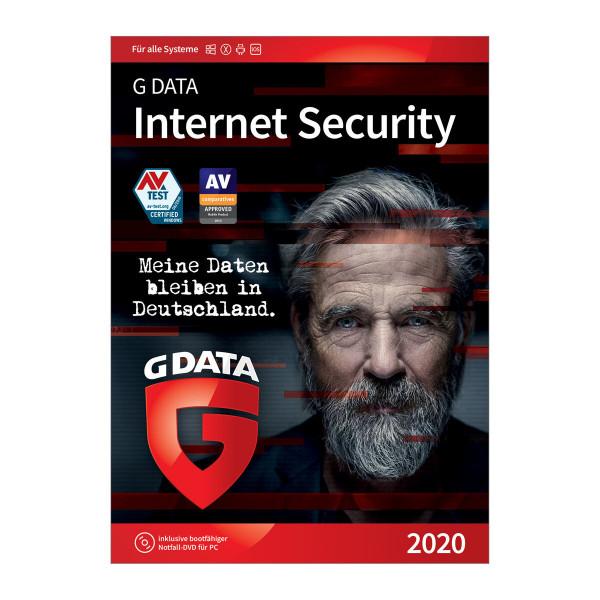 G DATA Internet Security 2019 www.softperten.de