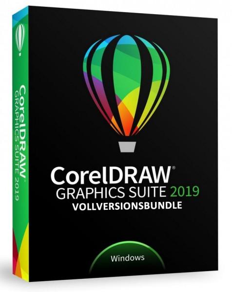 CorelDRAW Graphics Suite 2019 - www.softperten.de