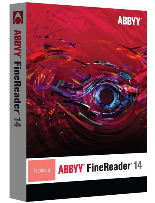 ABBYY FineReader 14 Standard, ESD, Download