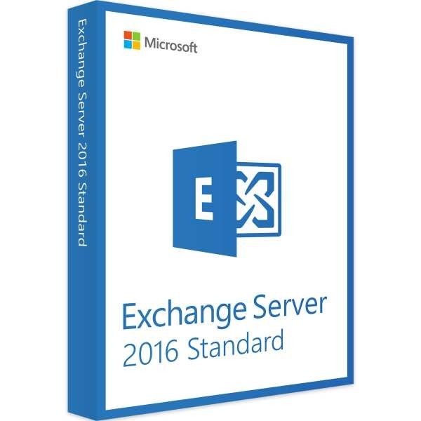 Microsoft Exchange Server 2016 Standard - www.softperten.de