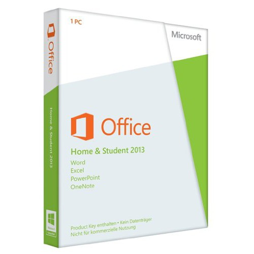 Microsoft Office Home and Student 2013 ESD