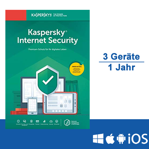 Kaspersky Internet Security 2020 - www.softperten.de