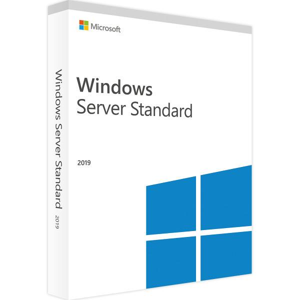 Windows Server 2019 Standard, 16 Core, SB OEM