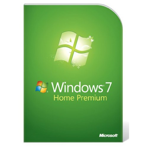 Windows 7 Home Premium OEM inkl. DVD - 32-bit