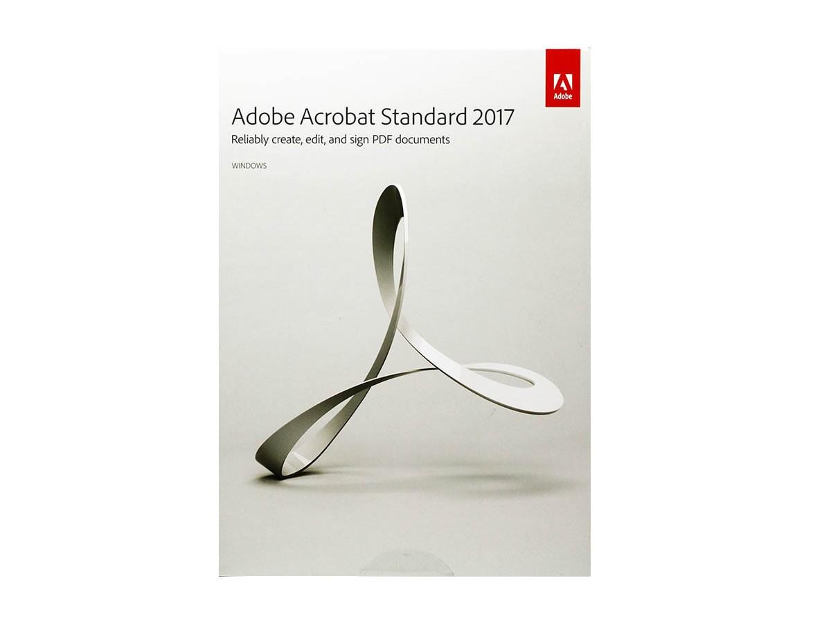 Adobe Acrobat Standard 2017 Vollversion PKC Win