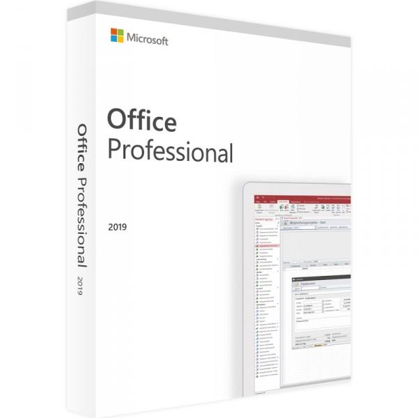 Microsoft Office 2019 Professional - www.softperten.de