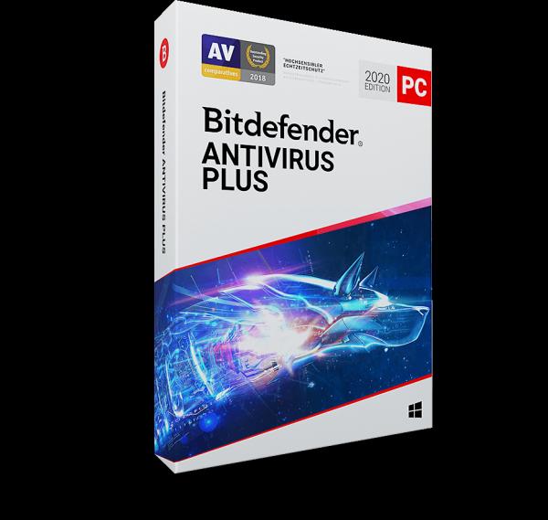 Bitdefender Antivirus Plus 2020 - www.softperten.de