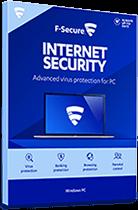 F-Secure Internet Security 2020 - 1 Gerät - 2 Jahre, Download