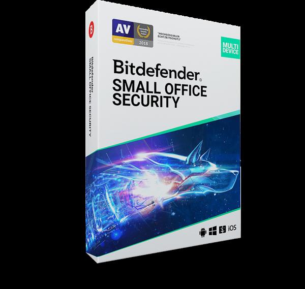 Bitdefender Small Office Security 2020 - www.softperten.de