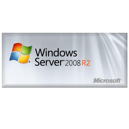Microsoft Windows Server 2008 R2 Standard Volumenlizenz 1 Server (1-4 CPUs)