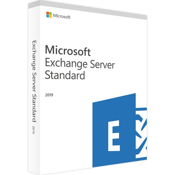 Microsoft Exchange Server 2019 Standard - www.softperten.de