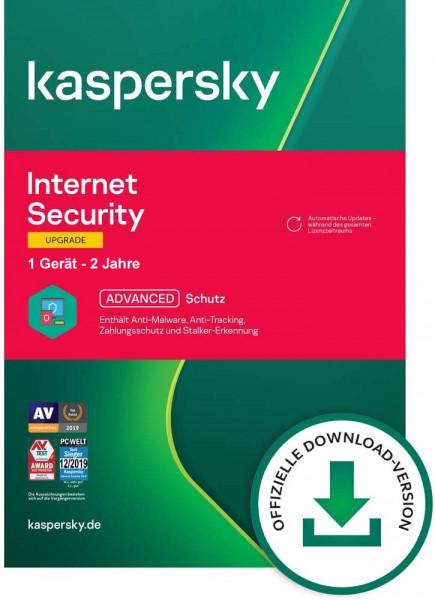 Kaspersky Internet Security 2021 - www.softperten.de