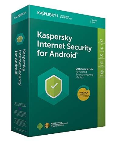 Kaspersky Internet Security für Android - www.softperten.de