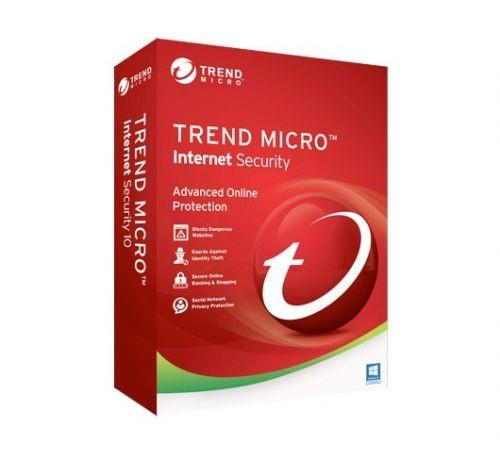 Trend Micro Internet Security 2017, 1 PC - 1 Jahr, ESD, Download, Deutsch