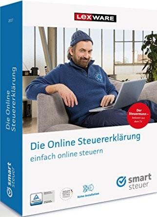 Haufe-Lexware GmbH & Co. KG Lexware Smartsteuer 2020, fürs Steuerjahr 2019, ESD 03953-2007