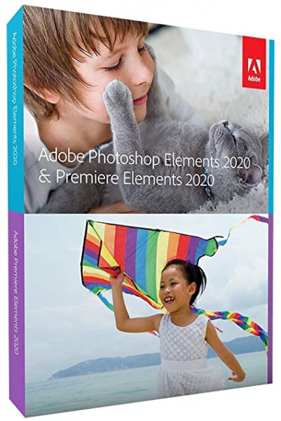 Adobe Photoshop & Premiere Elements 2020 - www.softperten.de