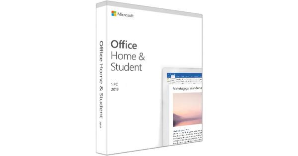 Microsoft Office Home and Student 2019 - www.softperten.de