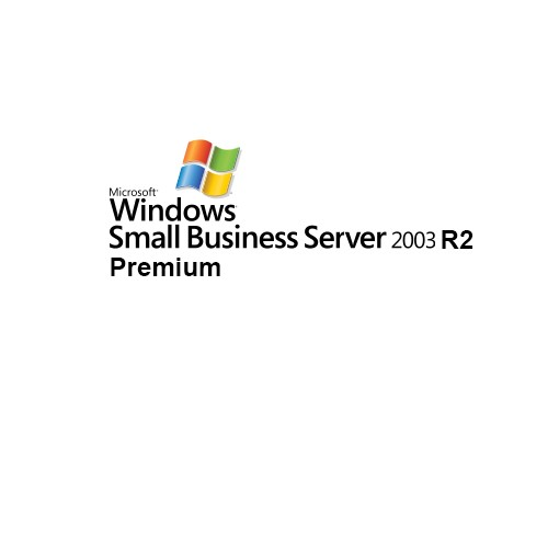 Microsoft Windows Small Business Server 2003 Premium R2 inkl. 5 CAL, OEM mit DVD