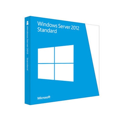 Microsoft Windows Server 2012 Standard 64 Bit SB/OEM