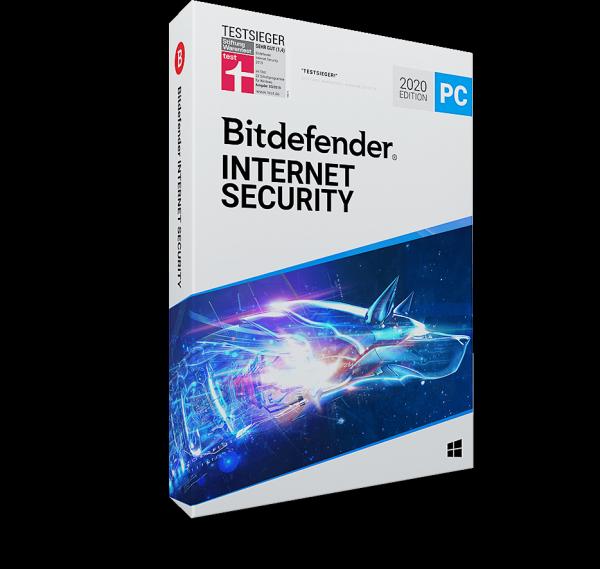 Bitdefender Internet Security 2020 - www.softperten.de