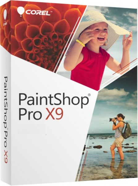 Corel PaintShop Pro X9, ESD Download