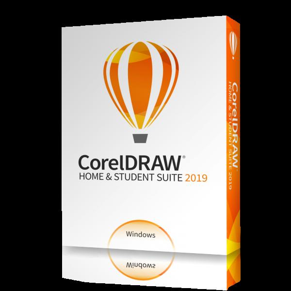 CorelDRAW Home & Student Suite 2019 - www.softperten.de