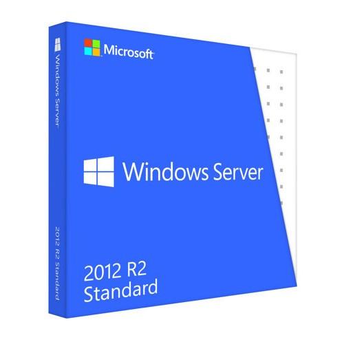 Microsoft Windows Server 2012 Standard R2 2 CPU / 2 VM OEM/SB